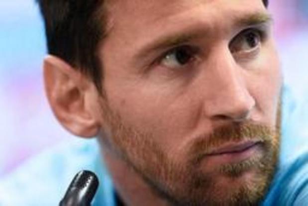 """Messi kan met Barcelona 5e keer op rij Copa del Rey winnen: """"Willen absoluut die dubbel"""""""