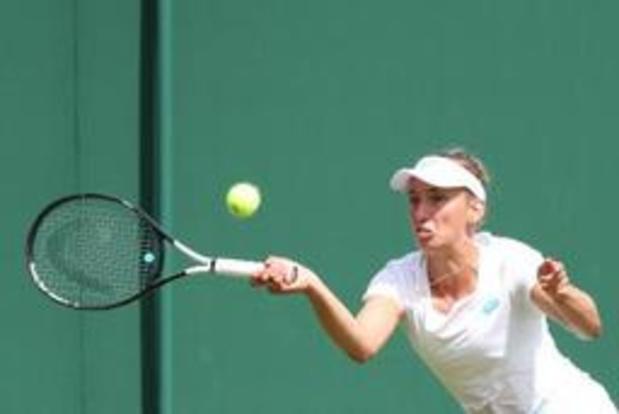 Elise Mertens ontmoet Monica Niculescu in tweede ronde