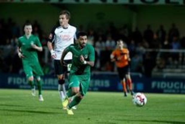 Proximus League - Roeselare en Lommel spelen 1-1 gelijk