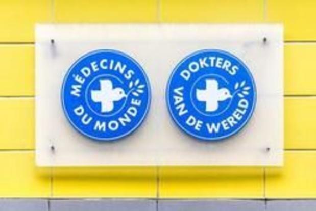 Le hub humanitaire de Médecins du Monde à la gare du Bruxelles-Nord déménagera en juin