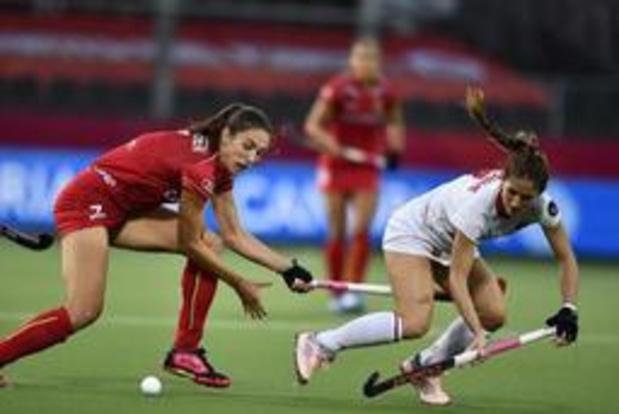 """Euro 2019 de hockey - """"Un succès mérité de l'Espagne"""", estime Judith Vandermeiren"""