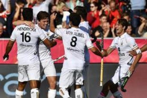 Euro 2019 de hockey - Vainqueurs 2-0 de l'Angleterre, les Red Lions se qualifient pour les demi-finales