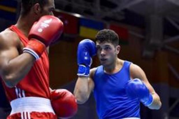 Europese Spelen - Bokser Ziad El Mohor gaat eruit in kwartfinales en grijpt naast medailles