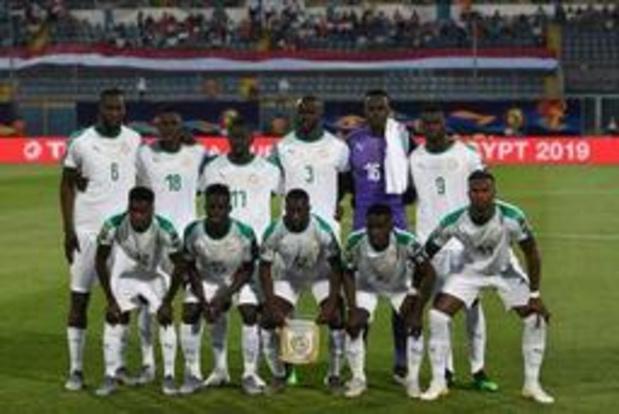 Africa Cup 2019 - Krépin Diatta helpt Senegal mee aan 2-0 zege tegen Tanzania