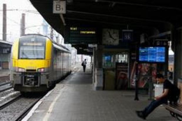 Le syndicat SIC dépose un préavis de grève sur le rail pour le samedi 17 août