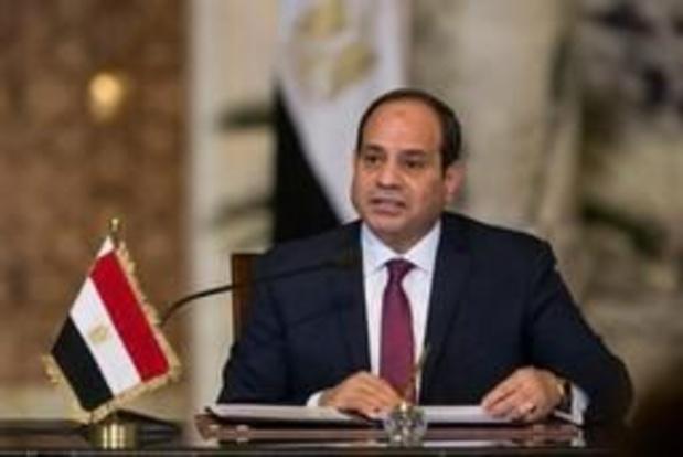Egypte: le Parlement vote en faveur de la prolongation de la présidence de Sissi