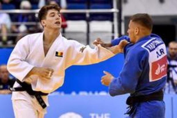 Europese Spelen - Judoka Malik Umayev is ontgoocheld na uitschakeling in eerste ronde