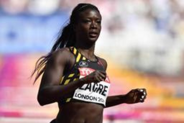 Anne Zagré 6e du 100 m haies à Montreuil, Caster Semenya s'impose sur 2000 m