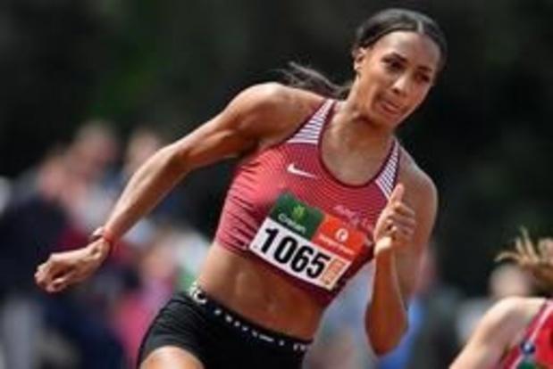 Nafi Thiam opent seizoen met persoonlijk record op 200 meter