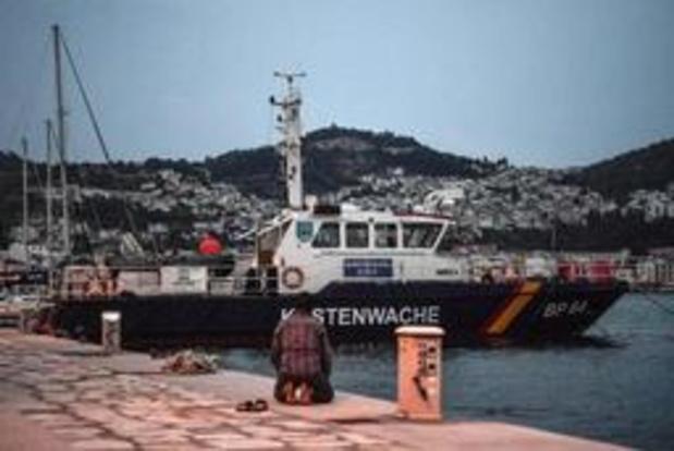 Frontex weerlegt beschuldigingen van schending mensenrechten migranten