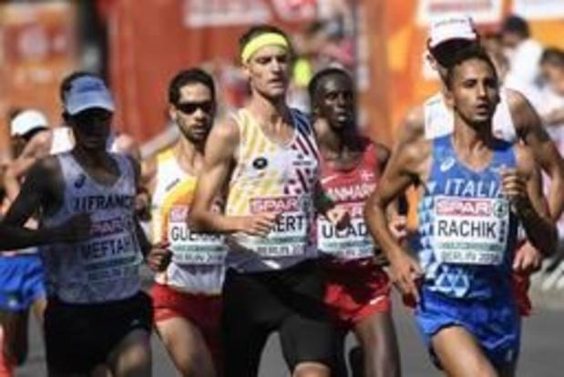 Koen Naert wordt 7e in fenomenale 2u07:39, net boven BR en goed voor olympisch ticket