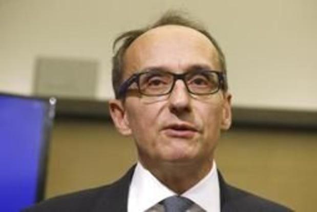 Jean-Christophe Tellier d'UCB le mieux payé du Bel 20