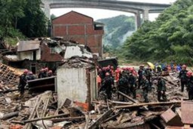 Dodentol na doortocht van Lekima in China stijgt naar 43