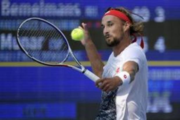 Challenger de Vancouver - Ruben Bemelmans éliminé au 2e tour