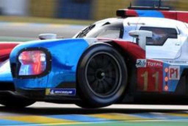 Stoffel Vandoorne eindigt bij debuut op derde plaats in Le Mans, zege voor Alonso