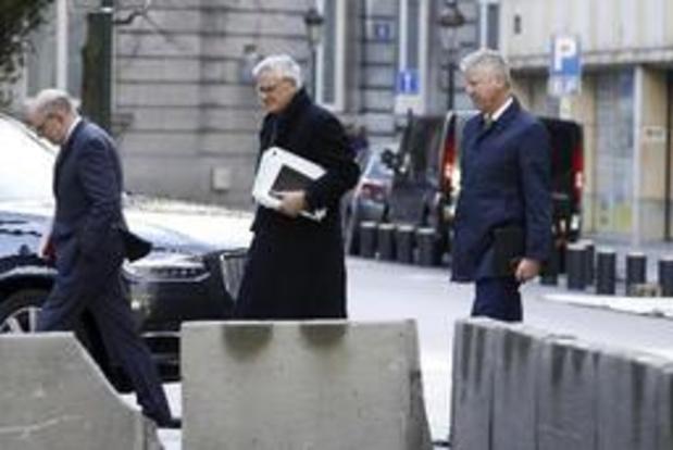 Kris Peeters not amused met kritiek van Pieter De Crem
