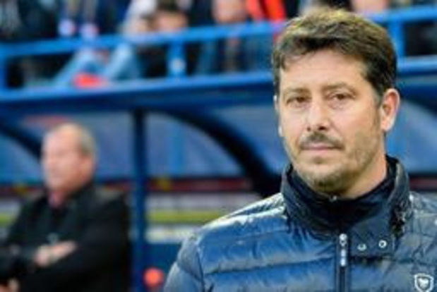 Jupiler Pro League - Fransman Fabien Mercadal is nieuwe trainer Cercle Brugge