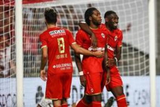 Jupiler Pro League - Antwerp eet na Eupen nu ook Waasland-Beveren op
