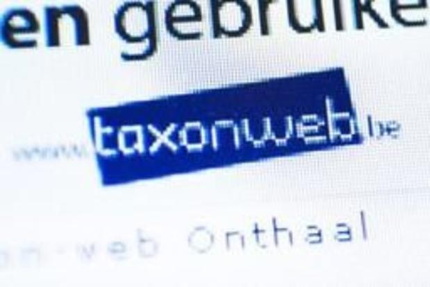 Iets meer aangiften via Tax-on-web dan vorig jaar