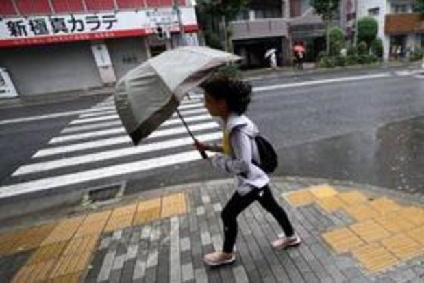 Japon: pluies torrentielles au Japon, plus d'1 million d'habitants appelés à évacuer