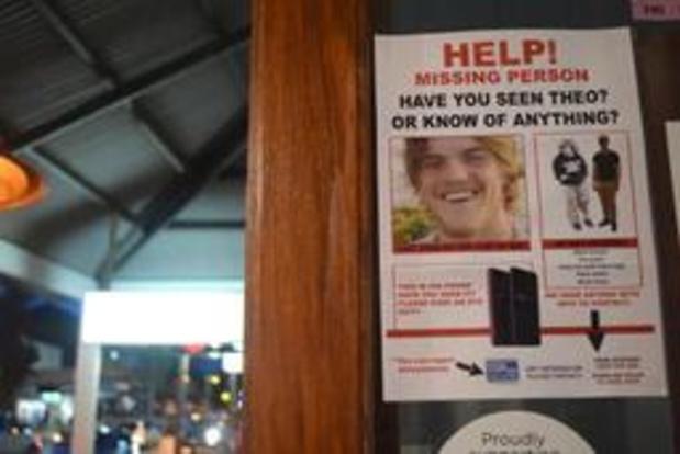 Australische politie zoekt opnieuw met klimmers naar vermiste Théo