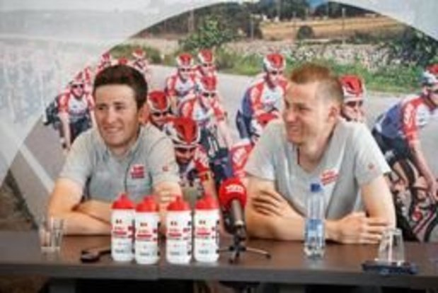 Lotto Soudal gaat met zes Belgen van start in Tour de France