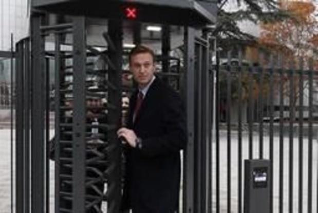 La CEDH condamne la Russie pour l'assignation à résidence de Navalny