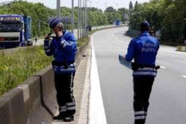 Aangereden voetganger op Brusselse Buitenring was eerder opgepakt voor dronkenschap