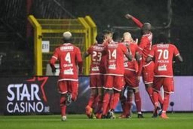 Jupiler Pro League - Le Racing Genk fait d'ores et déjà la mauvaise opération en s'inclinant à l'Antwerp