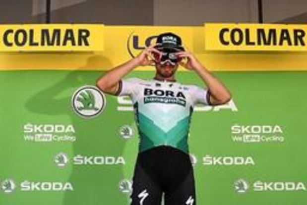"""Tour de France - Peter Sagan pakt twaalfde ritzege: """"Passie doet mij winnen"""""""