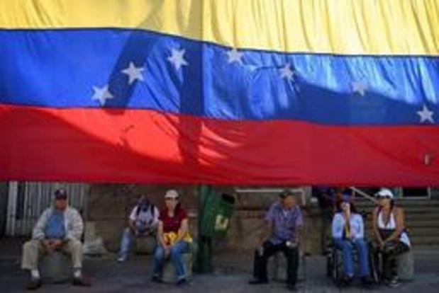 'Staatsgreep afgewend', zegt Venezolaanse minister