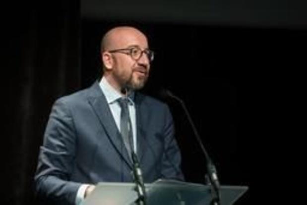 Michel s'opposera à l'ouverture à révision d'articles communautaires