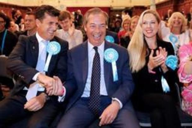 EUROPA: Brexit Party en CDU grootste nationale partijen in Europees Parlement