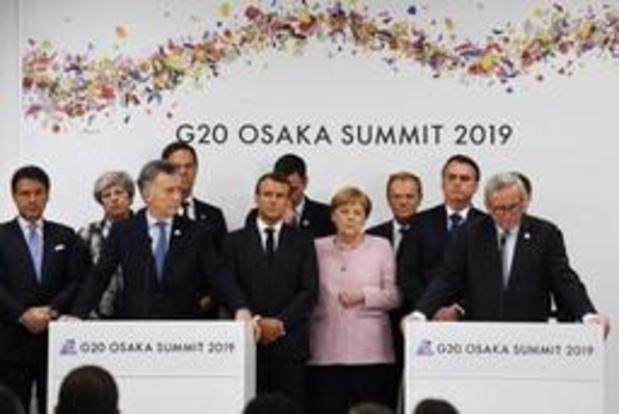 G20 - Un accord sur le climat conclu à 19, sans les Etats-Unis