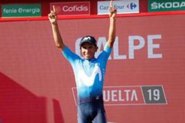 """Vuelta - """"Speciale zege"""""""