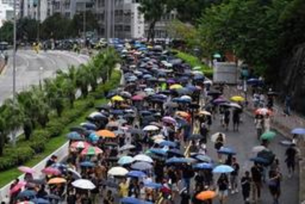 Protesten in Hongkong gaan verder