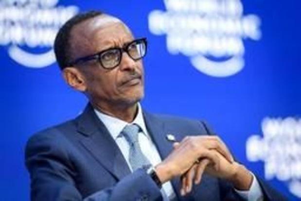 """Genocide Rwanda - """"Zou heel graag bijpraten met Kagame en hem twee vragen stellen"""""""