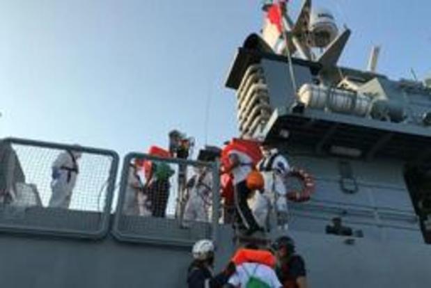 Ocean Viking pikt opnieuw migranten op