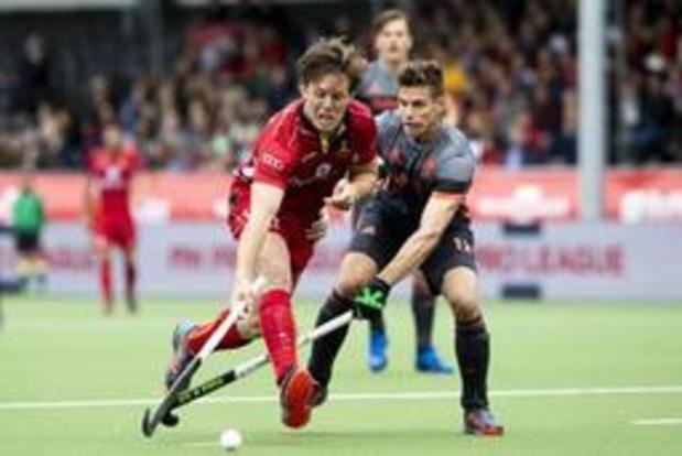 "Red Lions verliezen eerste ""derby der Lage Landen"" tegen Oranje"