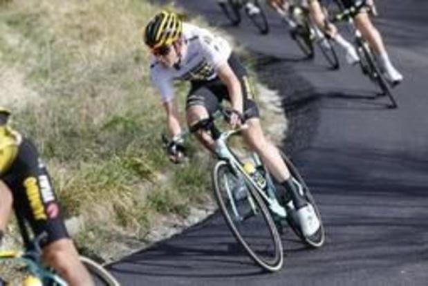 Giro - Laurens De Plus met Jumbo-Visma meteen aan het feest in Giro