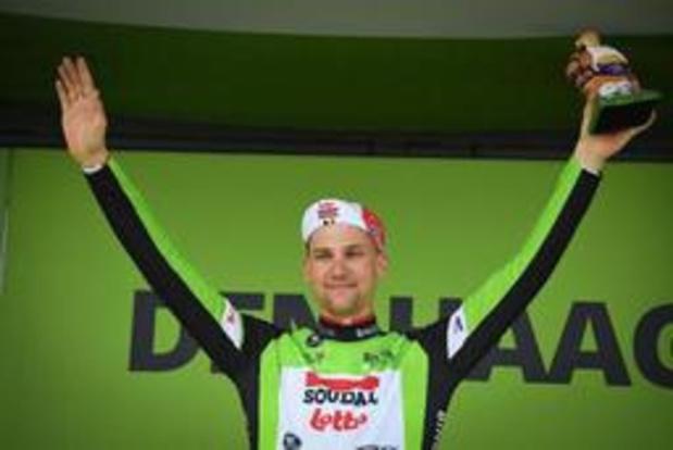 BinckBank Tour - Une troisième victoire finale à portée de main pour Tim Wellens