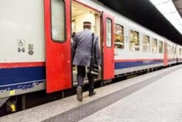 NMBS begraaft treinen zonder begeleiders