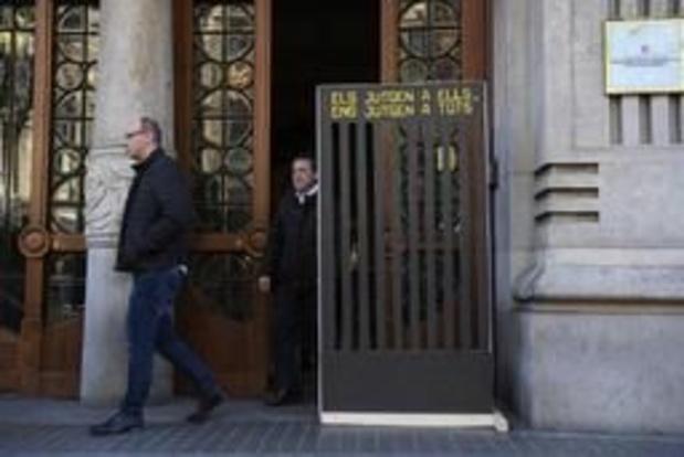 Dertig extra mensen aangeklaagd voor referendum over Catalonië