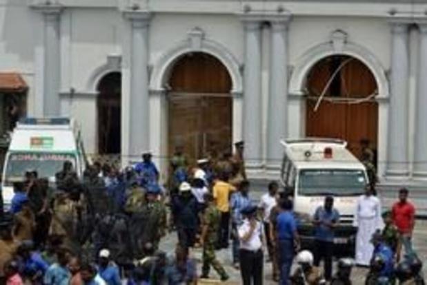 Explosions au Sri Lanka - Le bilan s'alourdit à 137 morts, dont neuf étrangers