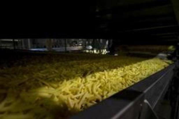 Nooit meer aardappelen geteeld
