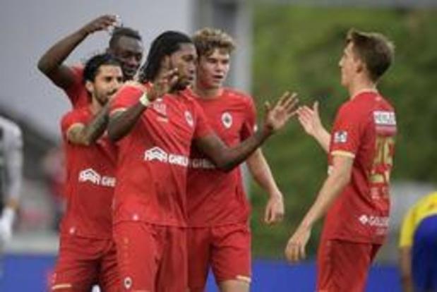 Europa League - Antwerp en Gent staan voor cruciale avond in play-offs