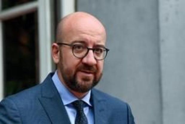 """Brexit - Uitstel kan voor premier Michel, maar enkel met """"solide waarborgen voor werking EU"""""""
