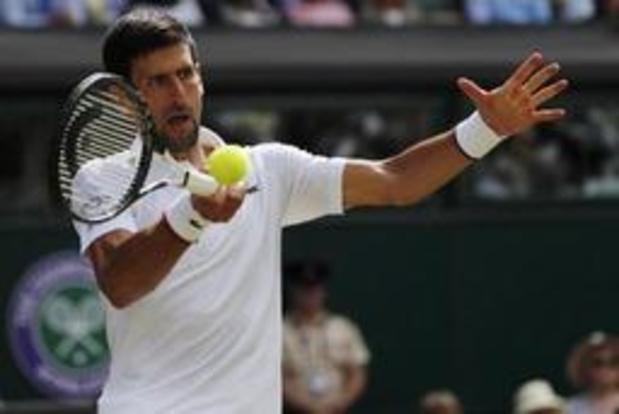 Djokovic réussit son entrée à Wimbledon