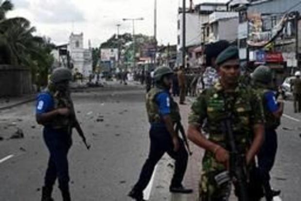 Explosion durant une opération de déminage de bombe à Colombo, pas de blessés