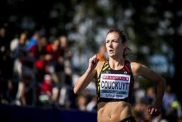 Paulien Couckuyt verovert goud op 400m horden